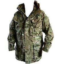 BRITISH ARMY MTP SMOCK ISSUE FLEECE LINED POCKETS WINDPROOF FIELD JACKET AIRSOFT