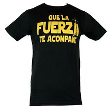 Que La Fuerza Te Acompane Camisa - May The Force Be With You Spanish T-Shirt