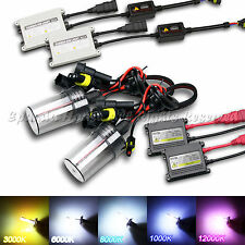35W 55W H7 AC SLIM BALLAST HID CONVERSION KIT FOR EURO IMPORTS LOW BEAM LIGHTS