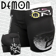 DEMON Womens Padded Snowboard Impact Shorts / Hip & Coccyx Protection