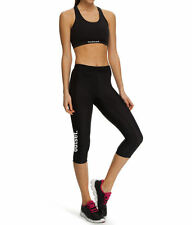 Outset Womens Sports Tights Yoga Pants Ladies Compression 3/4 Running Bottoms