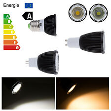 Bombillas MR16 GU10 E27 6W 9W 12W LED COB Spotlight Focos Bulb Lampe No Dimmable