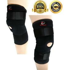 Robust Neoprene Patella Stabilising Brace Knee Support Belt Adjustable Straps
