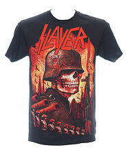 SLAYER - INVASION - Official Licensed T-Shirt - Heavy Metal - New S M L XL