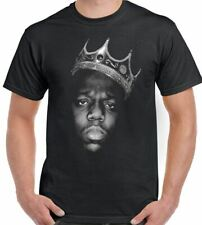 The Notorious B.I.G. Biggie Smalls T-Shirt Big Hip-Hop