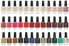 CND Shellac UV Nail Polish Xpress5 ★★ Top Coat  Base Coat  & COLORI★★ -  7.3ml