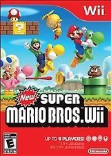 New Super Mario Bros. Wii DISC ONLY