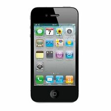 Apple iPhone 4 8GB (Verizon only) Black Smartphone - Excellent Condition