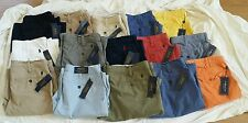Mens GENUINE Polo Ralph Lauren Relaxed Fit Rugged cotton shorts! Brand New!
