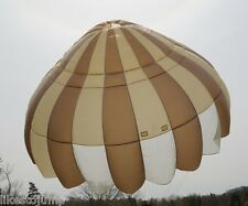 National Phantom 26ft Round reserve skydiving parachute canopy
