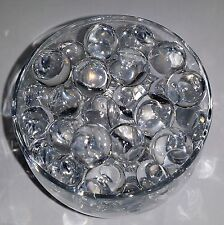 Clear Crystal Water Soil Beads for Flowers Wedding Party Mud Lots of Sizes