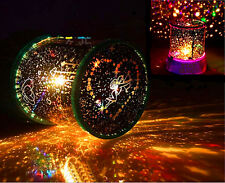 SHCA Bed Side Lamp Star Master Colorful Starry Night Cosmos Projector Kid Room