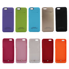 Portable External Battery Charger Case For IPhone 6 4.7' & for IPhone 6 5.5''