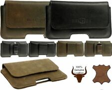 HERISSON GENUINE LEATHER BELT LOOP HOLSTER POUCH CASE IPHONE 6 Plus & 6s Plus