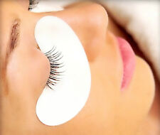 NEW Eyelash Extensions Patch Application Lint Free Under Eye Gel Pad x100 Pairs