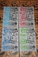 Marvel Avengers 2 AGE OF ULTRON Exclusive Collector Corp T Shirt XS S M L XL XXL