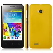 "4.0"" Touch Dual Sim 3G  Android 4.2 Smart Mobile Cell phone Unlocked Hot Sale"