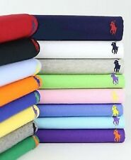 POLO RALPH LAUREN - MENS CREW NECK SMALL PONY T-SHIRTS - CLASSIC FIT - VARIOUS