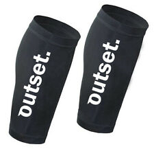 Outset Compression Running Calf Guard Leg Warmer Support Base Layer Mens Womens