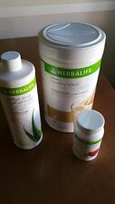 Herbalife Formula 1 Shake + Aloe Concentrate + Tea Concentrate - Breakfast Pack