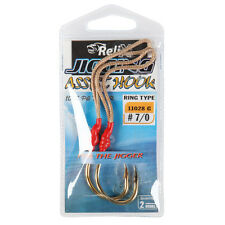 RELIX Jig Assist Hooks - Ring Type, Gold