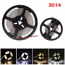 impermeable Tira Luz 5M 500CM 300LED 600LED 3014 SMD DC 12V Super Brillante