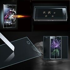 Real Tempered Glass Film Screen Protector for Sony Xperia Cover Various Model
