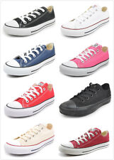 Converse all star chuck taylor low top formateurs 6 Couleurs Taille 2-10 Femmes & Hommes