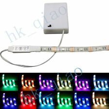 5050 SMD RGB Waterproof  Multicolor LED Light Strip Flexible With battery box