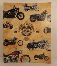 2011 Harley-Davidson Motor Parts & Accessories Price List Motorcycle Catalog