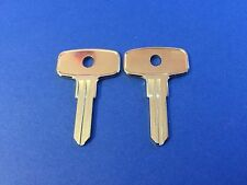 2 Snap-On Toolbox Lock Keys Code Cut Y201 thru Y250 Snap On Toolbox Locks Key