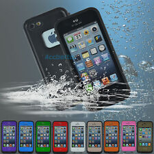 New PC Waterproof Shockproof Dirt Snow Proof Cover Case For Apple iPhone 4 / 4S