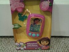 New Sealed - Dora the Explorer Adventure Cell Phone Toy Game Gift -Free Shipping