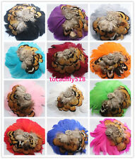 Wholesale 1 PCS pretty headdress flower decoration 12 Color select free shipping