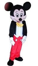 Mickey Mouse Cartoon Disney Mascot Costume Adult Size HOT SALE Brand New EPE