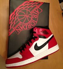 Air Jordan Retro 1 Chicago OG PREORDER MENS 8-14 100% Guaranteed Nike Bred