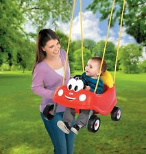Outdoor Baby Swing Backyard Toddler Play Infant Toy Items Products Supplies Gift