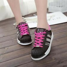 New fashion high quality lady sport shoes lace up student shoes Women's sneakers