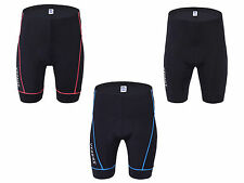 Bike Nylon 3D Bicycle Cycling Riding Shorts Padded Pants Quick Dry Breathable