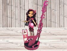 Ever After High - Briar Beauty- Centerpiece - Birthday - Royal - Cake Topper