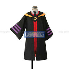 Assassination Classroom Koro-sensei Uniform Cosplay Clothing Cos Costume