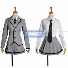 Assassination Classroom Kaede Kayano Girl School Cosplay Clothing Cos Cotume