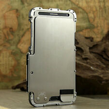 Armor Luxury Metal Aluminum Case Cover For Samsung Galaxy Note 3 / Note 4