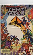 DC COMICS ZERO HOUR CRISIS IN TIME #2