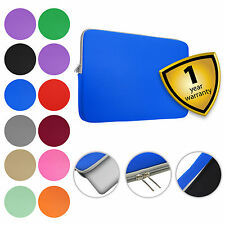 """Zipper Sleeve Bag Case Cover for All Laptop NoteBook 13"""" Macbook / Pro / Air"""