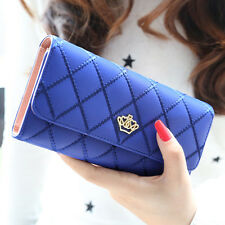 Fashion Lady Women Clutch Long Purse Leather Wallet Card Holder Handbag Bags NEW