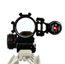 Tactical Holographic Red / Green 4 Reticles Reflex Dot Scope + laser sight combo