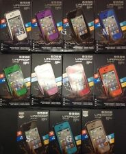 Lifeproof Case for Apple iPhone 4 / 4S Authentic Serial to Register Waterproof