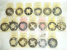 YANKEE CANDLE ILLUMA LID~SOME ARE RARE & HARD TO FIND! YOU CHOOSE! BRAND NEW!