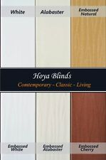 """2"""" Premium Faux Wood Blinds - Custom Made Sizes, Width From 6""""~ 72"""""""
